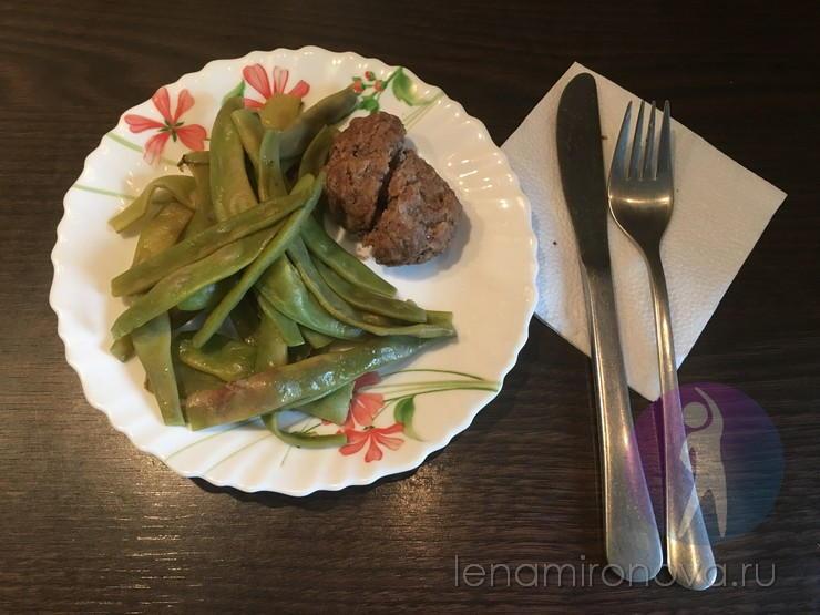 диетический обед